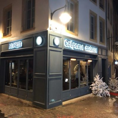 Ar Preti Metz centre-ville – 57000